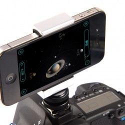 365Astronomy iPhone Smartphone Piggyback Adapter for DSLR CAMERAS