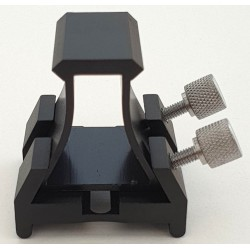 365Astronomy Mounting Base for Metal Multi Reticle RDF Red Dot Finder with Skywatcher-type Finderscope Shoe