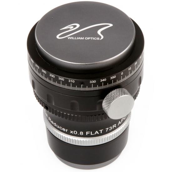 William Optics 0.8x Reducer & Field Flattener Flat73R for ZenithStar 73