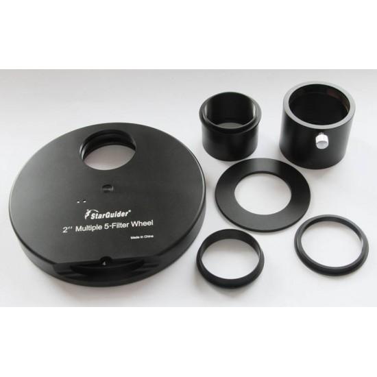 "365Astronomy 5-position 2"" Filter Wheel"
