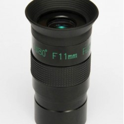 11mm Columbus UWA Ultra Wide Angle Eyepiece with 80 degree field of view