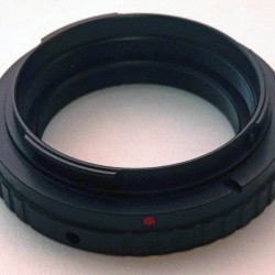 365Astronomy T-Ring Canon EOS - T2 Lens Adapter Ring for Canon EOS dSLR Cameras