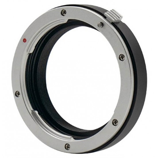 """ZWO Canon EOS Lens Adapter for ZWO 2"""" EFW and ASI6200 / ASI2600 / ASI2400 Cameras"""