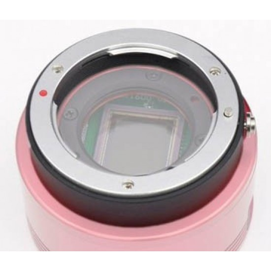 DISCONTINUED ZWO T2 to M4/3 Micro Four Thirds Lens Adapter to Attach Olympus, Panasonic etc Lens to ZWO ASI1600 Camera
