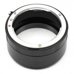 Canon EOS Lens to ZWO Full Frame Camera Adapter for Cameras with 17.5mm Back Focus - Mark II