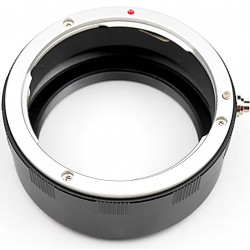 Nikon Lens to ZWO Full Frame Camera Adapter for Cameras with 17.5mm Back Focus - Mark II