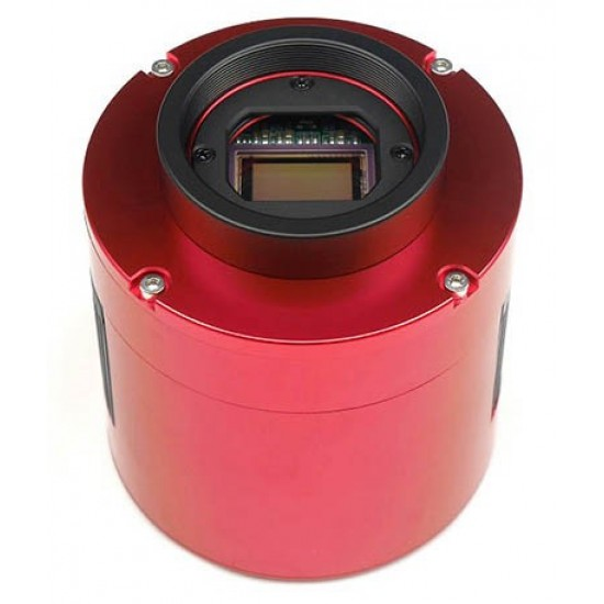 "ZWO ASI1600MM PRO COOLED Deep Sky Imaging Camera with EFWMini, 1.25"" RGBL Filter Set & 1.25"" H-alpha 7nm Filter BUNDLE"
