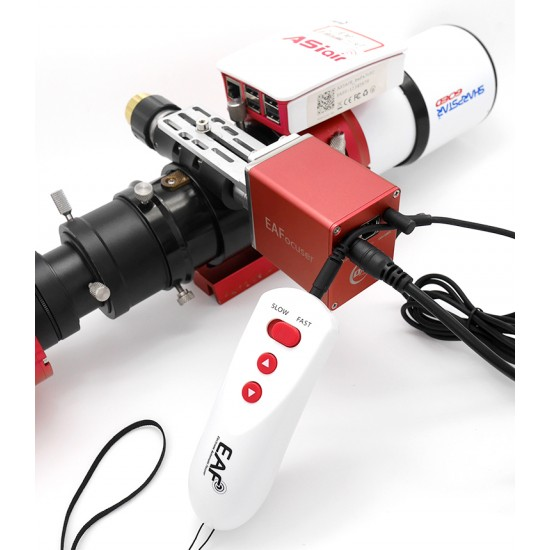 ZWO Hand Controller for the ZWO Electronic Automatic Focuser (EAF)