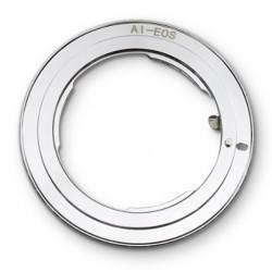 ZWO Nikon AI-EOS Lens Adapter to Attach Nikon Lens to ZWO ASI1600 or Similar Camera