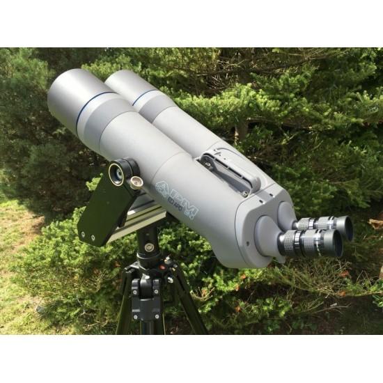 APM 120MM SD FPL53 APO BINO Binoculars with 45-degree Prism