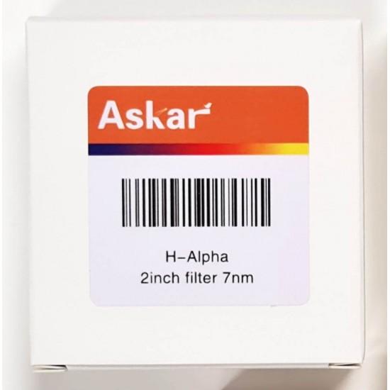 "Askar H-Alpha 7nm Narrowband Imaging Filter - 2"""
