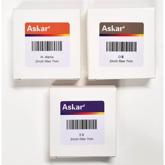 Askar LRGB Imaging Filter for CCD and CMOS Cameras - 2""