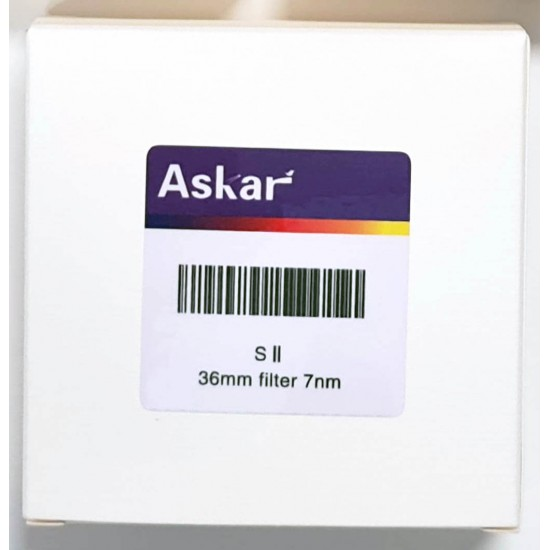 Askar OIII 7nm Narrowband Imaging Filter - 2""