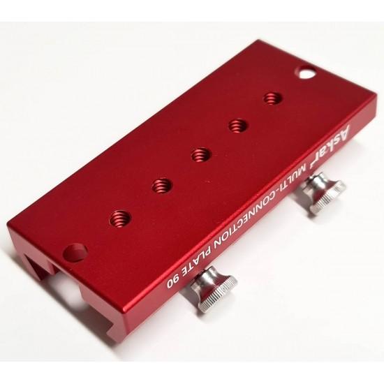ASKAR Multi-Connection Finder Plate MCP90 Finderscope Shoe