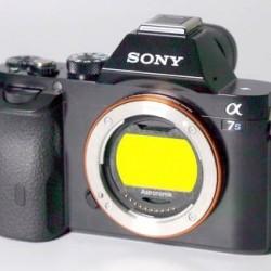 Astronomik CLS CCD DeepSky & LightPollution Clip-Filter for SONY Alpha 7 & 9 Cameras