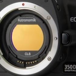 Astronomik CLS CCD DeepSky & LightPollution Clip-Filter for Canon EOS APS-C Cameras
