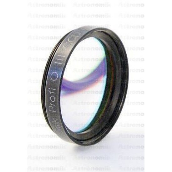 Astronomik OIII CCD 12nm Passband Filter 1.25-Inch