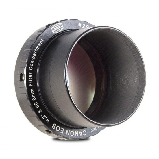 "CANON DSLR T-RING with 2"" Filter Container with 2"" nosepiece"
