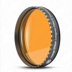 """Baader 2"""" Orange Eyepiece filter 570nm Longpass"""