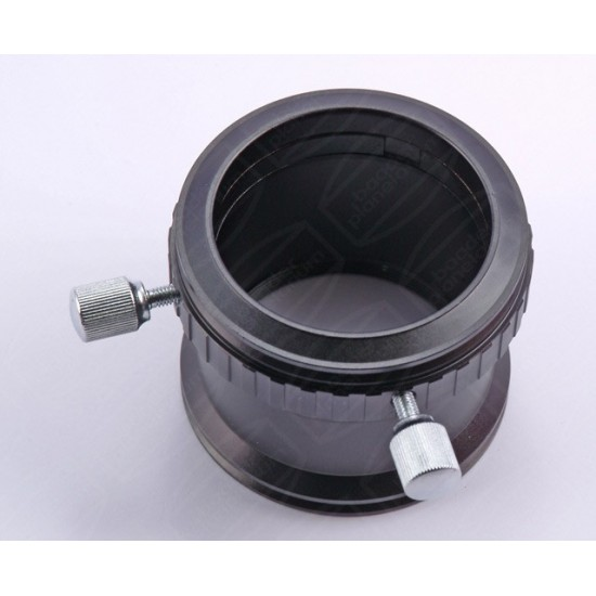 """Baader SCT to 2"""" Adapter - 2"""" Deluxe Clamp Eyepiece Holder for SCT's (2"""" SC female)"""