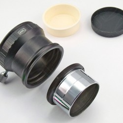 "Baader 2"" Extension tube, 60mm opt length, with dual 2"" Filter holder"