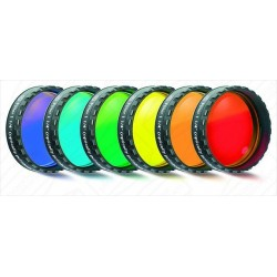 "Baader Eyepiece filter set 1 1/4"" 6 colors PCG Multi-coating"