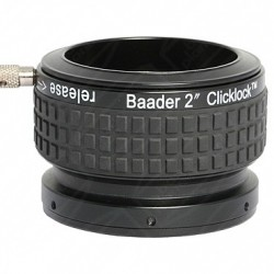 "2"" ClickLock CL-SC Eyepiece Clamp for SC Telescopes"