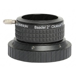 "2"" ClickLock SCL Eyepiece Clamp for C11-C14 SC Telescopes"