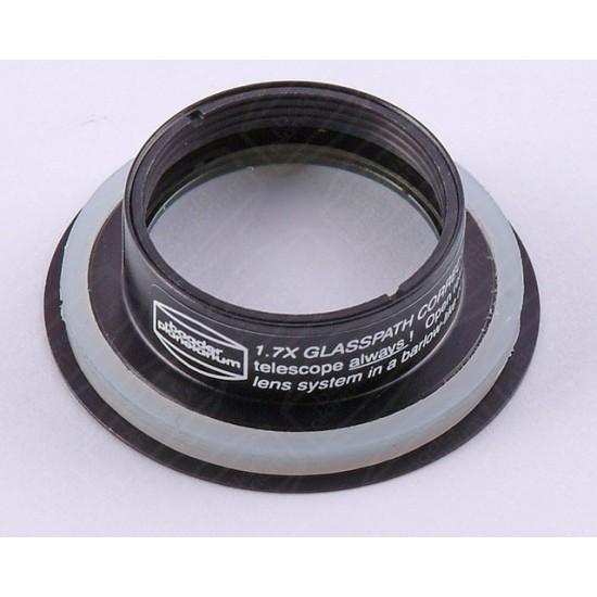 Baader Glasspath Corrector 1:1.70 for Maxbright or Mark V Bino