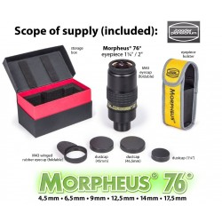Baader Morpheus 76-degree Widefield Eyepiece 17.5mm
