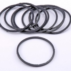 Baader T-2 Delrin Setting Rings - Adjustment/Spacer Rings, 15 Pieces