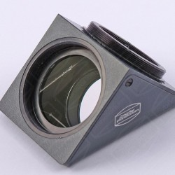Baader T-2 Star Diagonal Prism (Zeiss Prism) with male/female T-2 thread