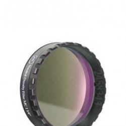 """ND Filter 1.25"""", multicoated OD 0.6 T=25% optically polished"""