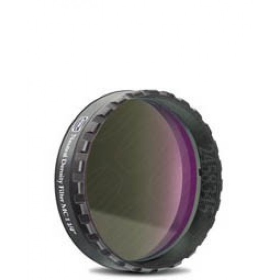 "Baader ND Filter 1.25"" multicoated OD 0.9 T=12.5% optically polished"