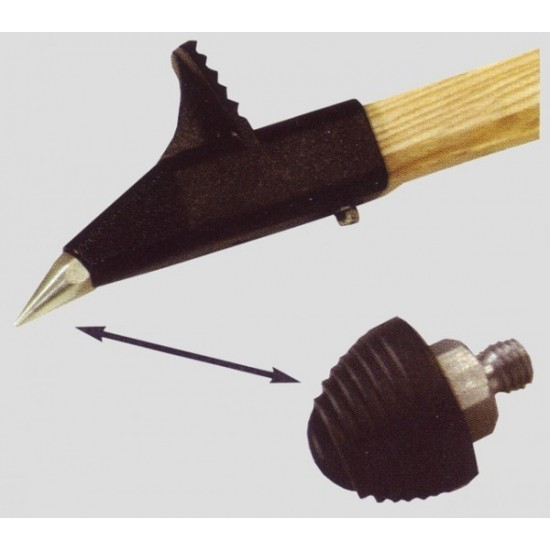 Berlebach Replacement Plastic Feet for Astronomy Tripods - Set of 3