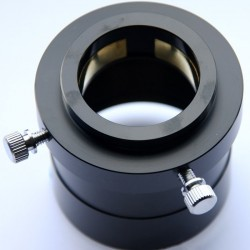 "Adapter from 2"" to T2 with 1.25"" Barrell& 2"" Inner Filter Thread"