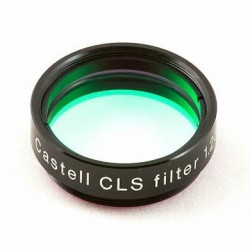 "Castell CLS (City Light Supression) Filter, 1.25"""