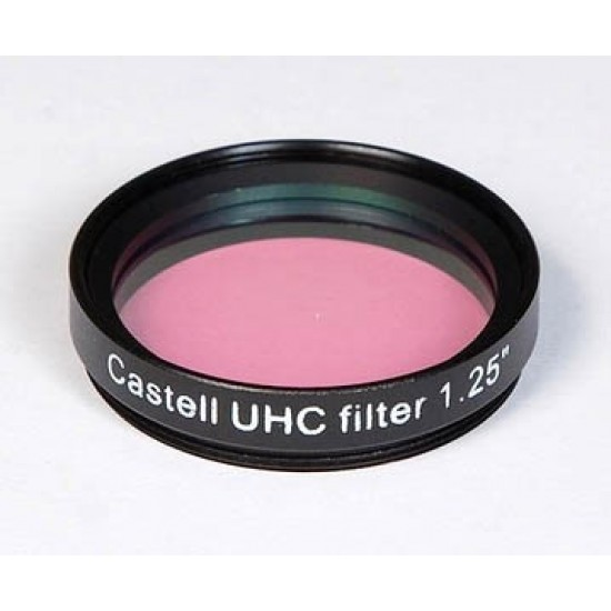 "Castell UHC Ultra High Contrast Filter, 1.25"""