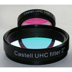 Castell UHC Ultra High Contrast Deep Sky Filter, 2""