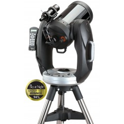Celestron CPC 800 GPS (XLT) Reflector Telescope with Skyris 132C CCD Camera