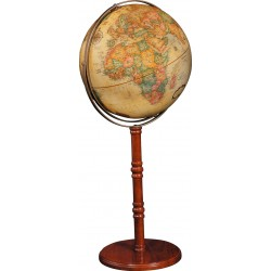"16"" The Commander II Floorstanding Globe"