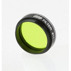 Castell #11 Yellow/Green Planetary Filter 78% Transmission -  1.25""