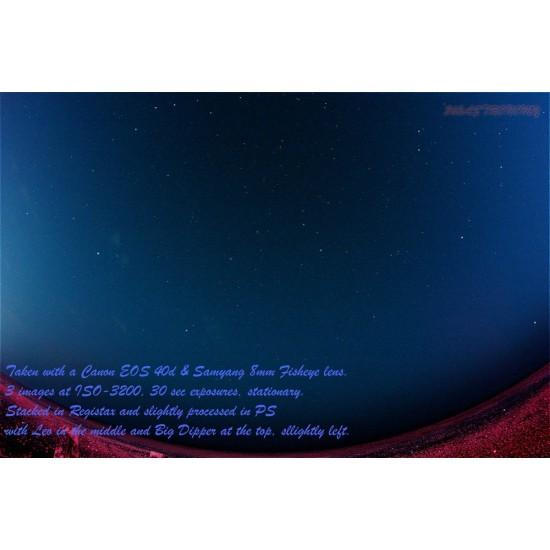 """Corrector Lens Cleaning of 9.25"""" Schmidt-Cassegrain Telecope"""