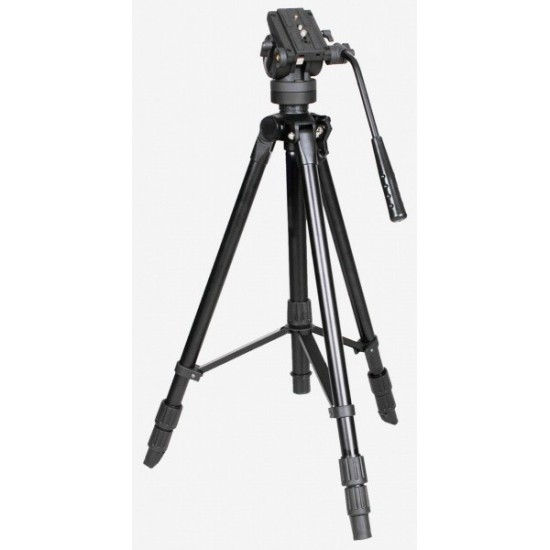Fotomate VT-2900 Extra Heavy-Duty Semi-Professional 2-Way Tripod