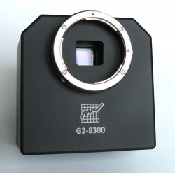 Moravian Instruments G2-8300 Monochrome CCD Camera with KAF-8300 CCD and 5-pos Filter Wheel