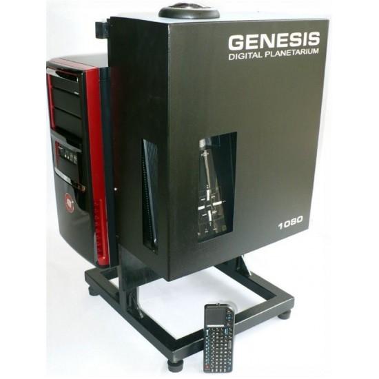 Genesis DIGITAL Portable Planetarium System - Star Projector with 6m Dome