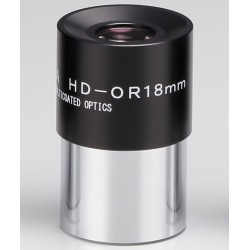 18mm Japanese HD Orthoscopic Eyepiece - Fujiyama Series