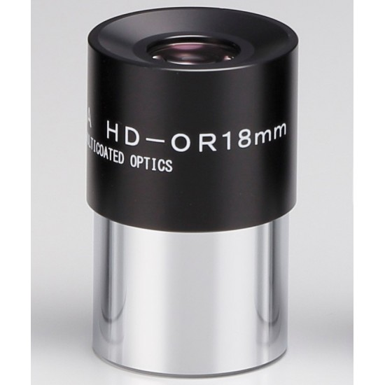 18mm Japanese HD Orthoscopic Eyepiece - Fujiyama Series