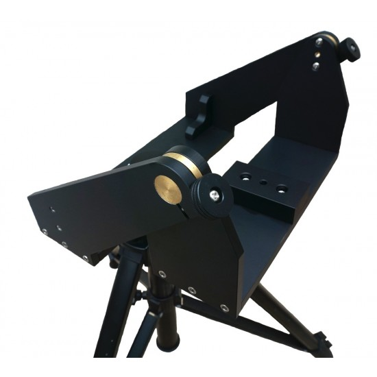 365Astronomy Giant Alt-Azimuth Binocular Mount Head ONLY- CLEARANCE