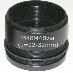 Lacerta M48 M48 Variable Extension 22mm - 35mm
